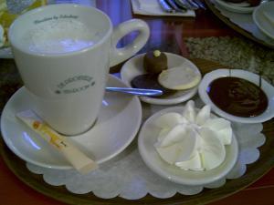 ホットショコラ