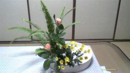 バラ・小菊