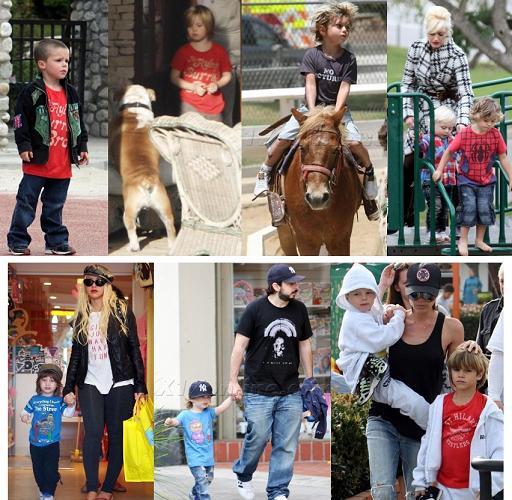 Celebrity Kids T-Shirts