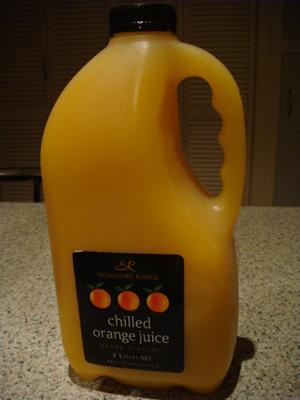 Orange Jce 2L $5.79