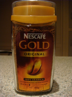 Nescafe coffee 100g $7.99