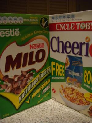 cerealA $8