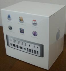 Mac miniパッケージ