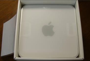 Mac mini ご対面