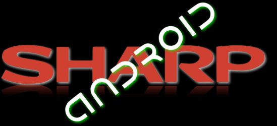 SHARP×android
