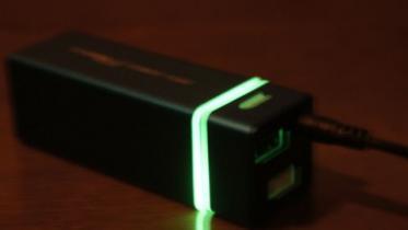 5500 LEDグリーン