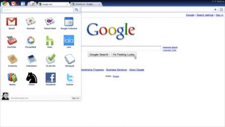 Google Chrome Operating System2