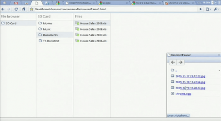 Google Chrome Operating System4