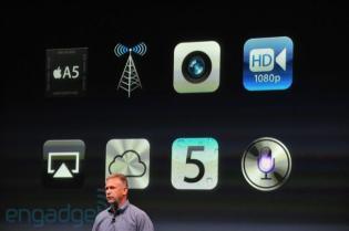 iPhone4s 新機能