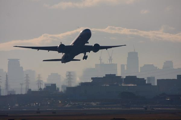 ANA B777-381ER NH2176@AFO(by 40D with EF100-400)