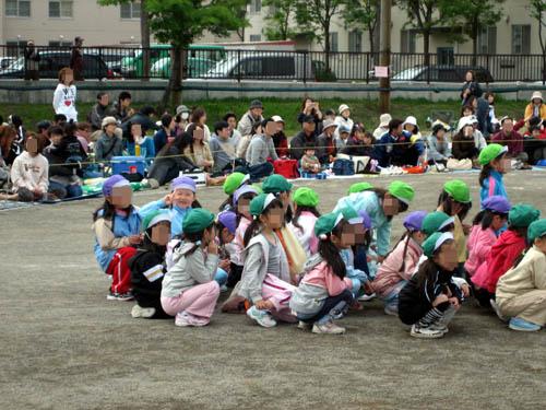 ちーちゃん幼稚園の運動会