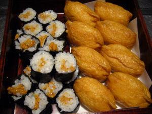 我が家の「お寿司」