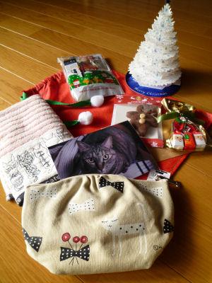 maruさんからのクリスマス☆サプライズプレゼント♪