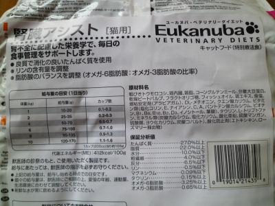 ユーカヌバの腎臓アシスト