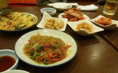 韓国料理~
