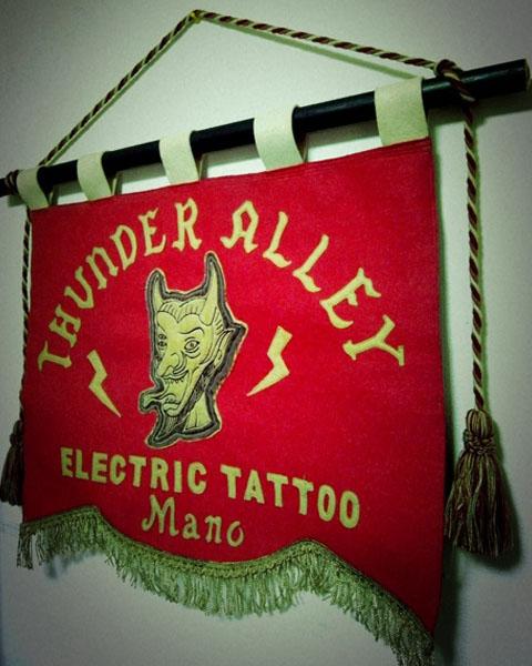 THUNDER ALLEY 1