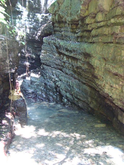 文蔵の滝2