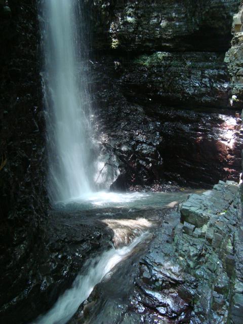 文蔵の滝4