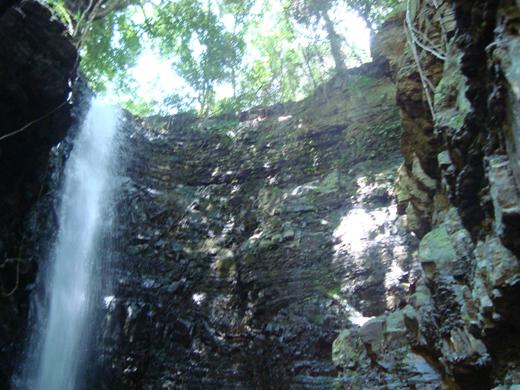 文蔵の滝5