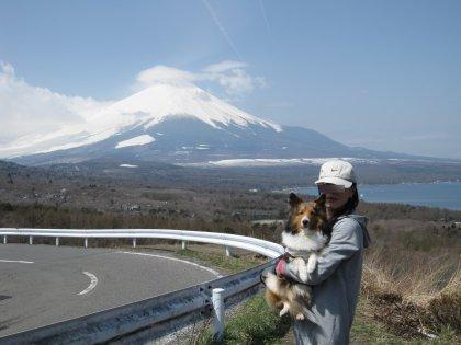 富士山もりもりでつ♪