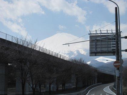 ママの願いに富士山が脱帽した瞬間でつよ!!