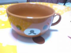 リラックマスープマグカップ