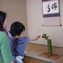 教室15茶花