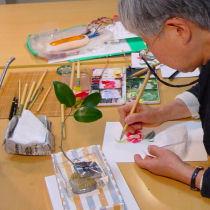 教室13植物画