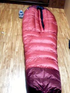 冬季寝袋1