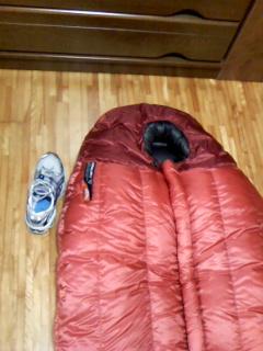冬季寝袋2