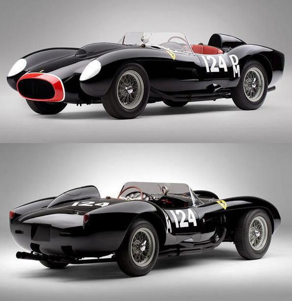 57 フェラーリテスタロッサ