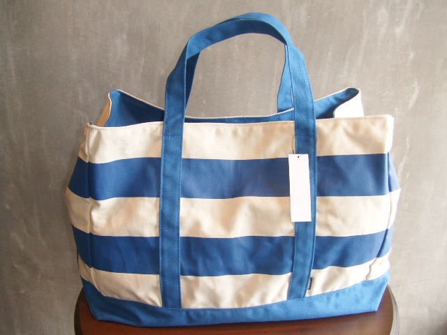 MDY BIG TOTE BAG OFF WHITE FT1