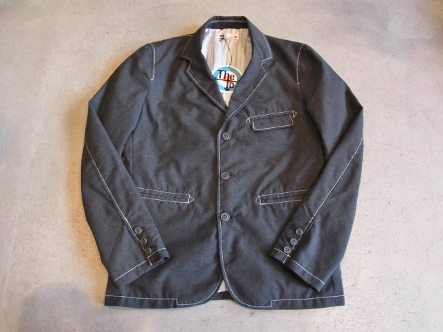 TO TOILORED JACKETR CGRAY