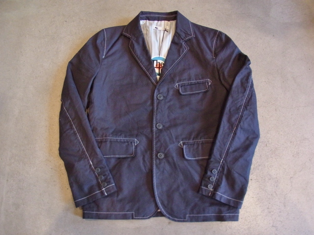 TO TOILORED JACKETR NAVY
