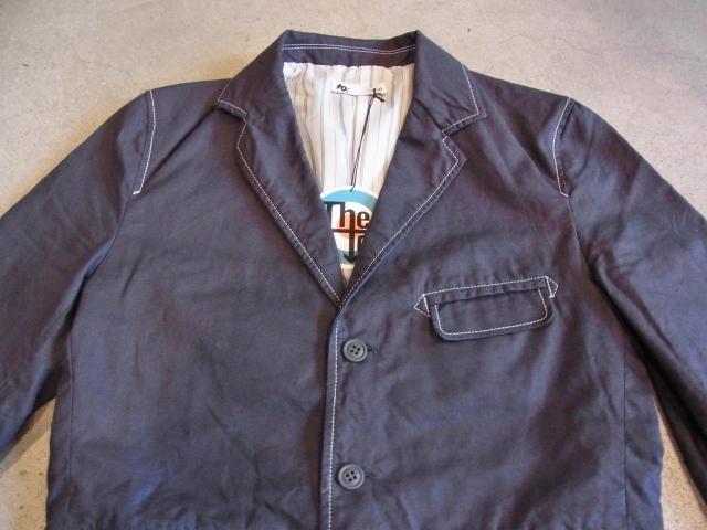 TO TOILORED JACKETR NAVY1