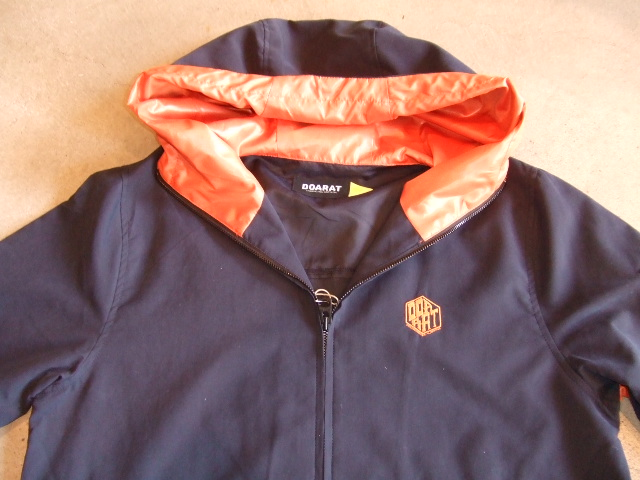 DOARAT REFLECTOR MOUNTAIN PARKA NAVY1