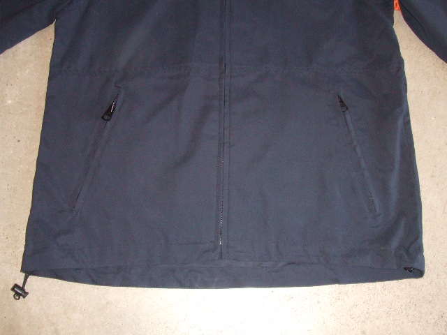 DOARAT REFLECTOR MOUNTAIN PARKA NAVY2
