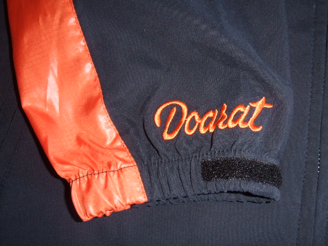 DOARAT REFLECTOR MOUNTAIN PARKA NAVY4