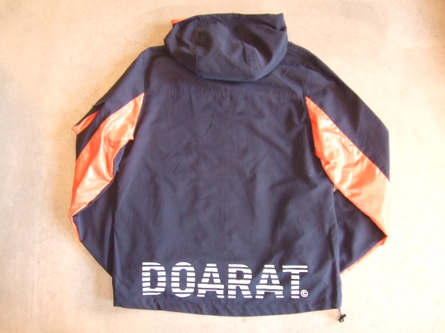 DOARAT REFLECTOR MOUNTAIN PARKA NAVY7