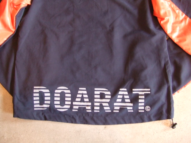 DOARAT REFLECTOR MOUNTAIN PARKA NAVY8