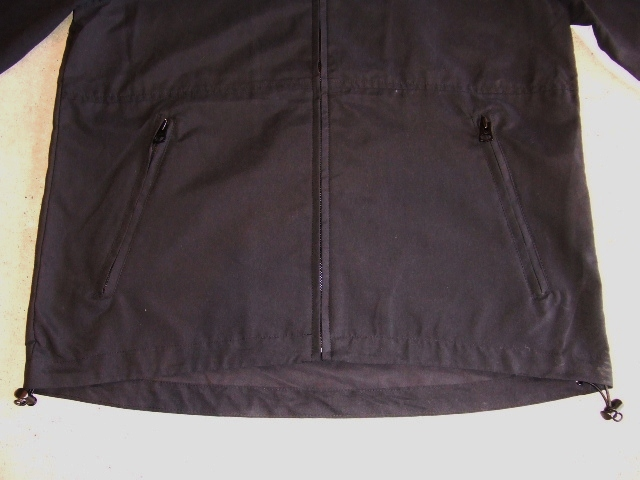 DOARAT REFLECTOR MOUNTAIN PARKA BLACK2
