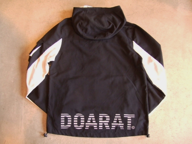 DOARAT REFLECTOR MOUNTAIN PARKA BLACK6