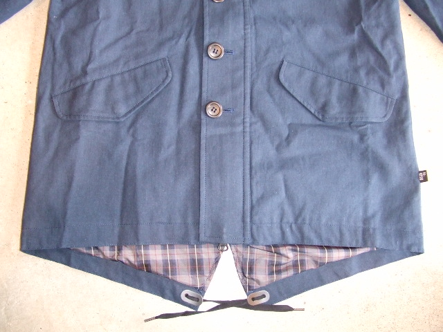 TO MODS JACKET NAVY2