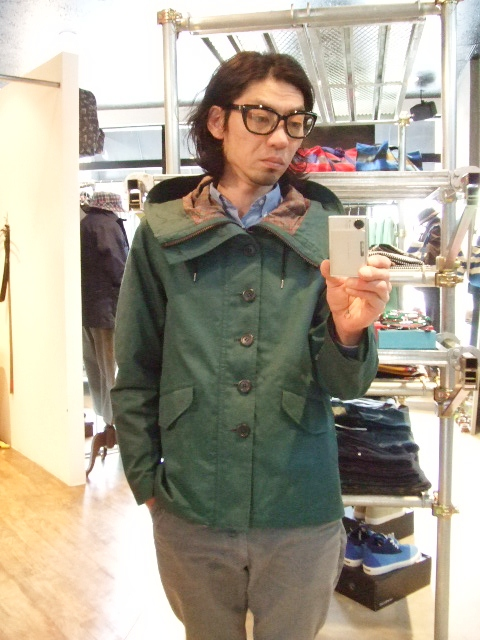 TO MODS JACKET ST1