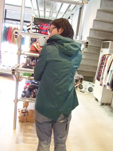 TO MODS JACKET ST2