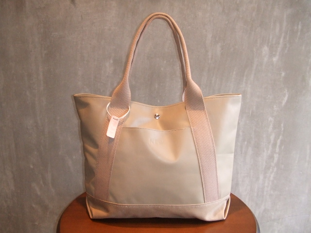 RFW LEATHER&CANVAS MID TOTE BE&BE