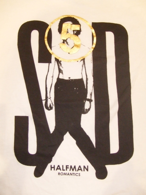 HALFMAN SD TEE FT