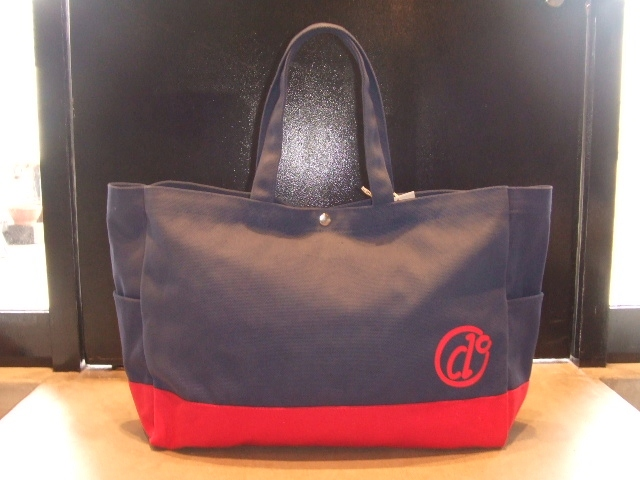 DOARAT TWO TONE BIG TOTE NAVY BK