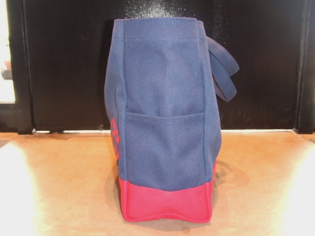 DOARAT TWO TONE BIG TOTE NAVY SD