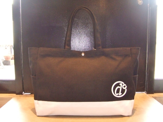 DOARAT TWO TONE BIG TOTE BLACK BK